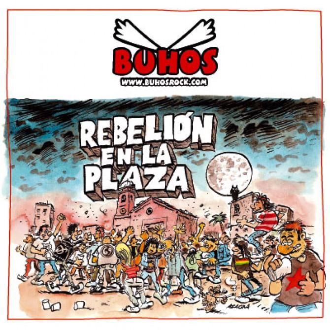 Rebelión en la plaza