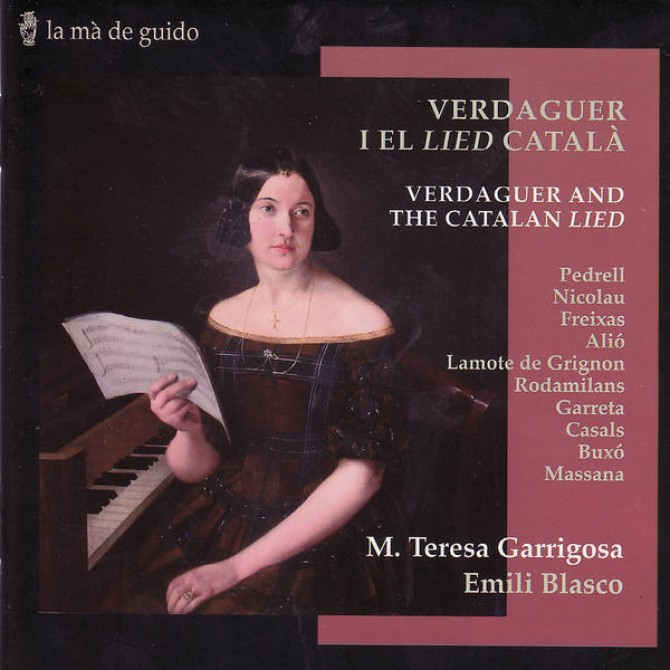 Verdaguer i el lied català