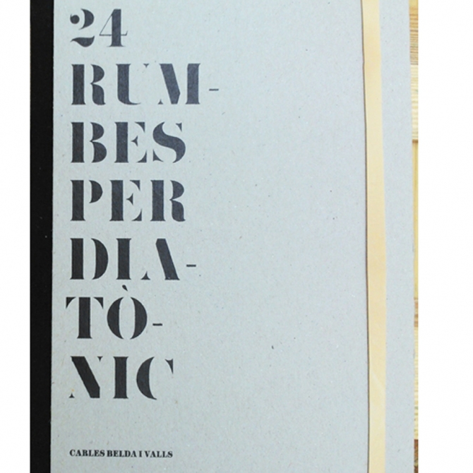 24 rumbes per diatònic