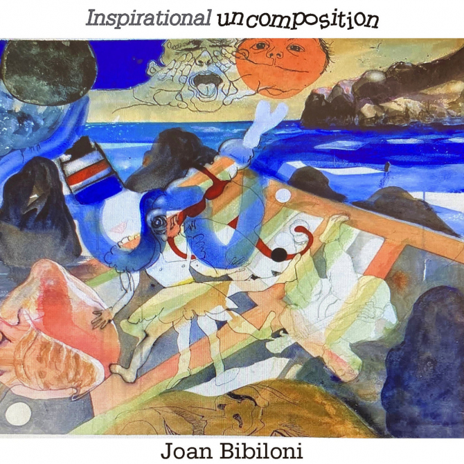 Inspirational Uncomposition. Collage vol. 3