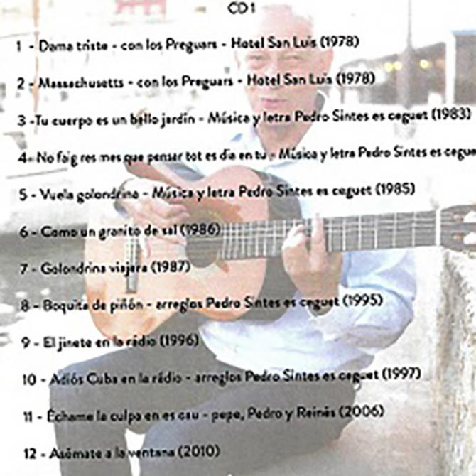 Records de Pedro Sintes 'Es Ceget'